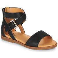 Παπούτσια Κορίτσι Σανδάλια / Πέδιλα Bullboxer MELISSA Black