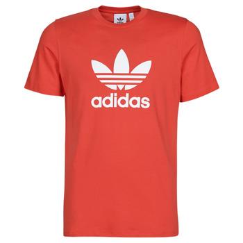 T-shirt με κοντά μανίκια adidas TREFOIL T-SHIRT