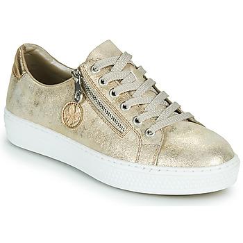 Xαμηλά Sneakers Rieker LIROS ΣΤΕΛΕΧΟΣ: Δέρμα & ΕΠΕΝΔΥΣΗ: Συνθετικό & ΕΣ. ΣΟΛΑ: Συνθετικό & ΕΞ. ΣΟΛΑ: Συνθετικό