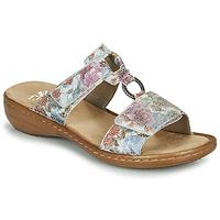 Παπούτσια Γυναίκα Τσόκαρα Rieker MOLA Multicolore