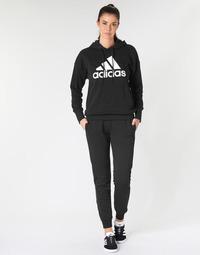 Υφασμάτινα Γυναίκα Φόρμες adidas Performance E LIN PANT Black