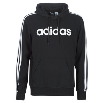 Υφασμάτινα Άνδρας Φούτερ adidas Performance E 3S PO FL Black