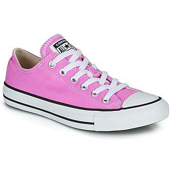 Παπούτσια Γυναίκα Χαμηλά Sneakers Converse Chuck Taylor All Star Seasonal Color Ροζ