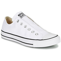 Παπούτσια Γυναίκα Slip on Converse CHUCK TAYLOR ALL STAR SLIP CORE BASICS Άσπρο