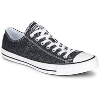 Παπούτσια Άνδρας Ψηλά Sneakers Converse CHUCK TAYLOR ALL STAR LOGO PLAY Black