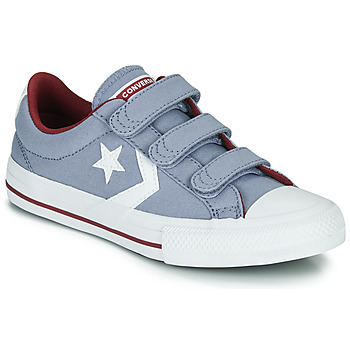 Παπούτσια Αγόρι Χαμηλά Sneakers Converse STAR PLAYER 3V VARSITY CANVAS Grey
