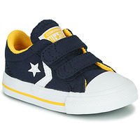 Παπούτσια Αγόρι Χαμηλά Sneakers Converse STAR PLAYER 2V VARSITY CANVAS Μπλέ