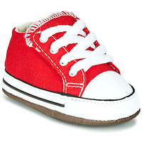 Παπούτσια Παιδί Ψηλά Sneakers Converse CHUCK TAYLOR ALL STAR CRIBSTER CANVAS COLOR Red