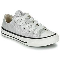 Παπούτσια Παιδί Χαμηλά Sneakers Converse CHUCK TAYLOR ALL STAR SUMMER SPARKLE Grey
