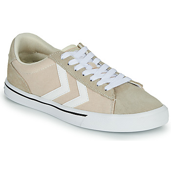 Παπούτσια Χαμηλά Sneakers Hummel NILE CANVAS LOW Beige