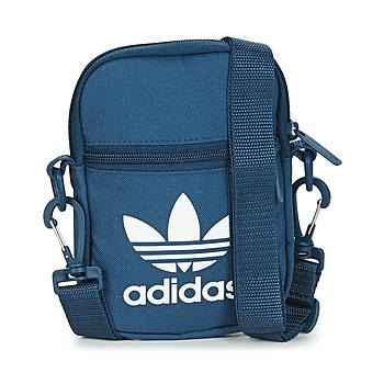 Τσάντες Pouch / Clutch adidas Originals FEST BAG TREF Μπλέ / Marine / Nuit