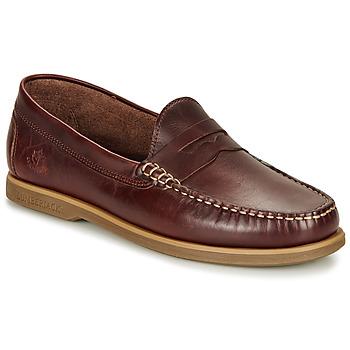 Παπούτσια Άνδρας Μοκασσίνια Lumberjack NAVIGATOR Brown