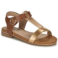 Παπούτσια Γυναίκα Σανδάλια / Πέδιλα Armistice RIO SUNSET Brown / Gold