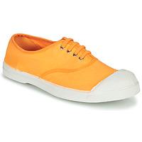 Παπούτσια Γυναίκα Χαμηλά Sneakers Bensimon TENNIS LACET Orange