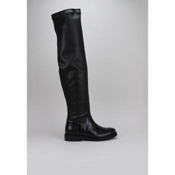 Παπούτσια Γυναίκα Ψηλές μπότες Roberto Torretta  Black