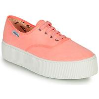 Παπούτσια Γυναίκα Χαμηλά Sneakers Victoria DOBLE FLUO Corail