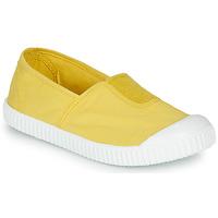 Παπούτσια Κορίτσι Χαμηλά Sneakers Victoria CAMPING TINTADO Yellow