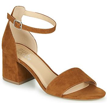 Παπούτσια Γυναίκα Σανδάλια / Πέδιλα Bullboxer 039001F2T Brown