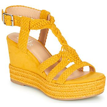 Παπούτσια Γυναίκα Σανδάλια / Πέδιλα Bullboxer 175018F2T Yellow