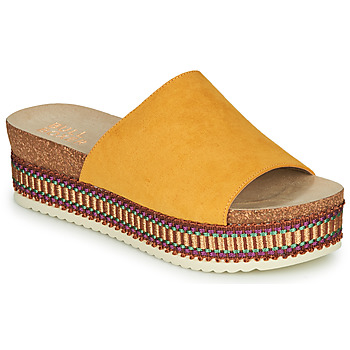 Παπούτσια Γυναίκα Τσόκαρα Bullboxer 886014F1TAMUST Orange