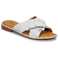 Παπούτσια Γυναίκα Τσόκαρα Bullboxer 510000T1L Άσπρο