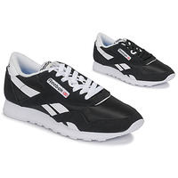 Παπούτσια Χαμηλά Sneakers Reebok Classic CL NYLON Black