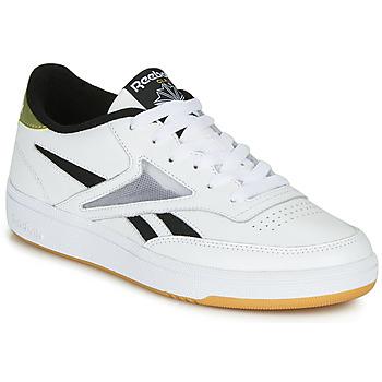 Παπούτσια Γυναίκα Χαμηλά Sneakers Reebok Classic CLUB C REVENGE MARK Άσπρο / Gold