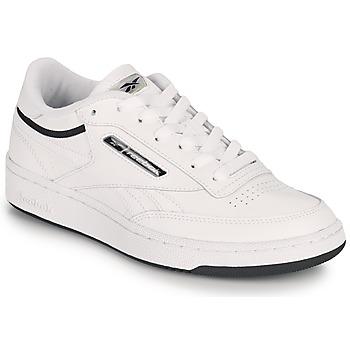 Xαμηλά Sneakers Reebok Classic CLUB C REVENGE MU ΣΤΕΛΕΧΟΣ: Δέρμα και συνθετικό & ΕΠΕΝΔΥΣΗ: Ύφασμα & ΕΣ. ΣΟΛΑ: Ύφασμα & ΕΞ. ΣΟΛΑ: Καουτσούκ