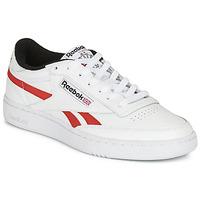 Παπούτσια Χαμηλά Sneakers Reebok Classic CLUB C REVENGE MU Άσπρο / Red