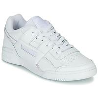 Παπούτσια Γυναίκα Χαμηλά Sneakers Reebok Classic WORKOUT LO PLUS Άσπρο