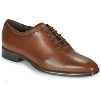 Παπούτσια Άνδρας Richelieu Carlington MINEA Cognac