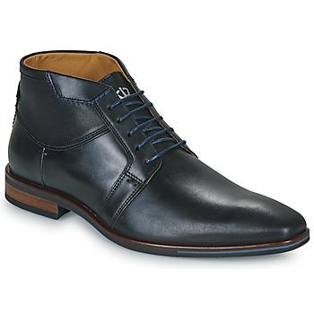 Παπούτσια Άνδρας Μπότες Carlington JESSY Black
