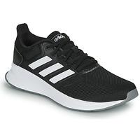 Παπούτσια Γυναίκα Τρέξιμο adidas Performance RUNFALCON Black / Άσπρο