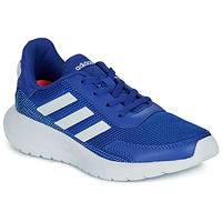 Παπούτσια Αγόρι Χαμηλά Sneakers adidas Performance TENSAUR RUN K Μπλέ / Άσπρο