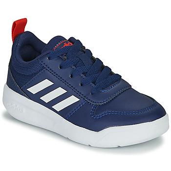 Παπούτσια Παιδί Χαμηλά Sneakers adidas Performance TENSAUR K Μπλέ / Άσπρο