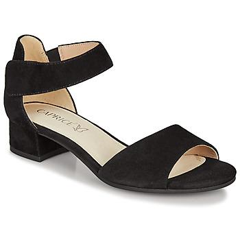 Παπούτσια Γυναίκα Σανδάλια / Πέδιλα Caprice BESSINA Black