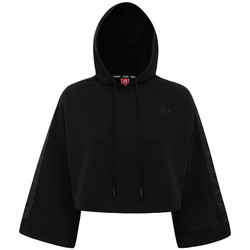 Υφασμάτινα Γυναίκα Φούτερ Kappa Sweatshirt femme  Authentic Allas noir