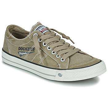 Παπούτσια Άνδρας Χαμηλά Sneakers Dockers by Gerli 30ST027-450 Kaki