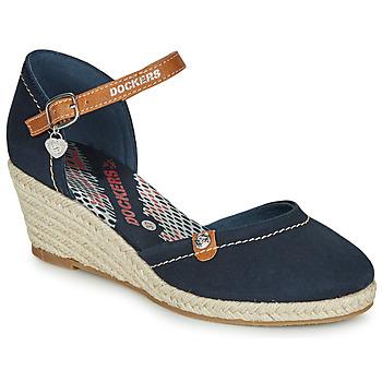 Παπούτσια Γυναίκα Σανδάλια / Πέδιλα Dockers by Gerli 36IS210-667 Marine