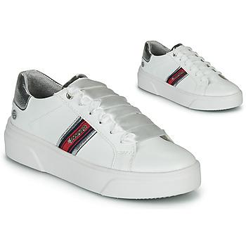 Παπούτσια Γυναίκα Χαμηλά Sneakers Dockers by Gerli 46BK204-591 Άσπρο