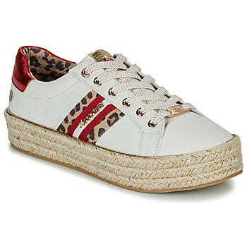 Παπούτσια Γυναίκα Χαμηλά Sneakers Dockers by Gerli 46GV202-509 Άσπρο / Multi