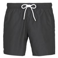 Υφασμάτινα Άνδρας Μαγιώ / shorts για την παραλία Lacoste FLORI Black