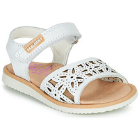 Παπούτσια Κορίτσι Σανδάλια / Πέδιλα Pablosky  Άσπρο