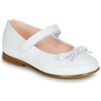Παπούτσια Κορίτσι Μπαλαρίνες Pablosky  Άσπρο