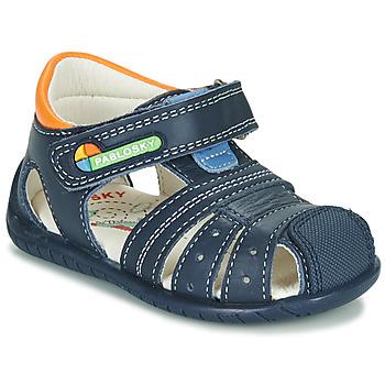 Παπούτσια Αγόρι Σανδάλια / Πέδιλα Pablosky  Marine / Orange