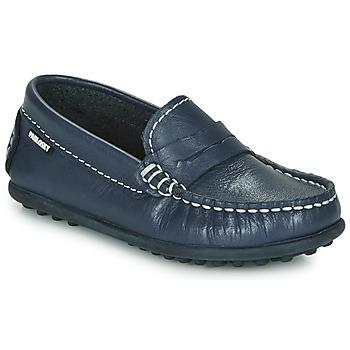 Παπούτσια Αγόρι Μοκασσίνια Pablosky  Marine