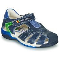 Παπούτσια Αγόρι Σανδάλια / Πέδιλα Pablosky  Marine / Green