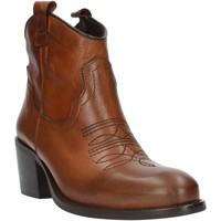 Παπούτσια Γυναίκα Μποτίνια Exton MZ40 Leather