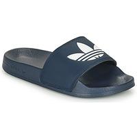 Παπούτσια σαγιονάρες adidas Originals ADILETTE LITE Μπλέ