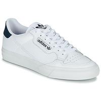 Παπούτσια Χαμηλά Sneakers adidas Originals CONTINENTAL VULC Άσπρο